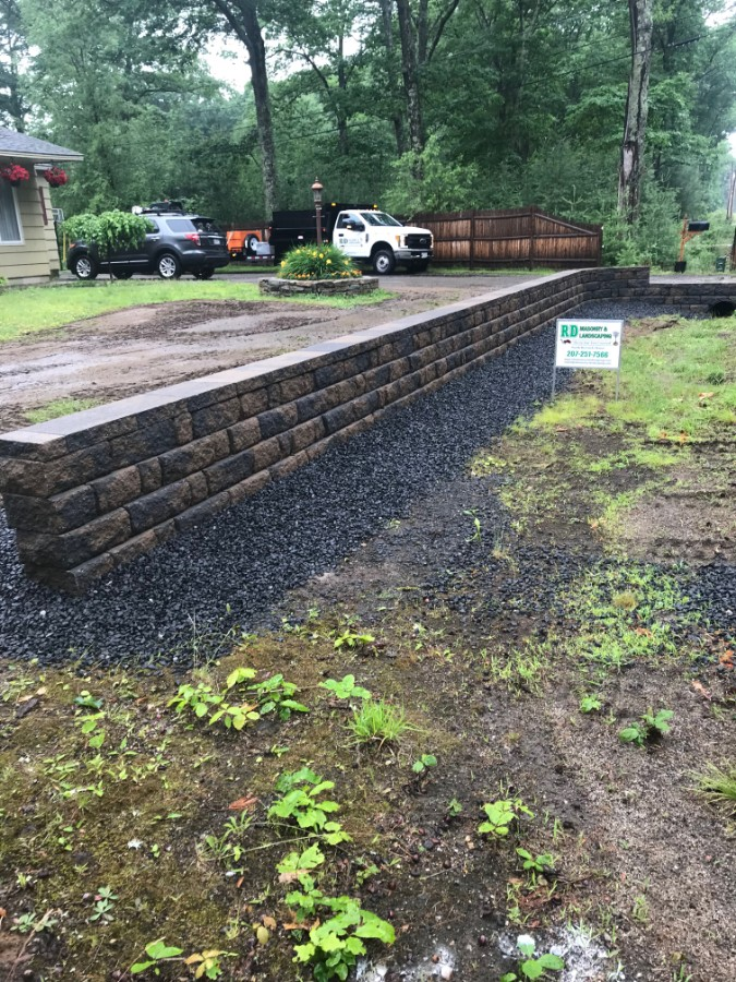 Masonry and Landscaping Sanford Maine