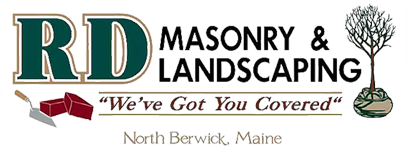 RD Masonry & Landscaping North Berwick Maine